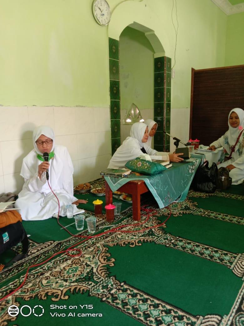 Anjangsana dan Simaan al-Qur'an IHM Taati Protokol Covid-19