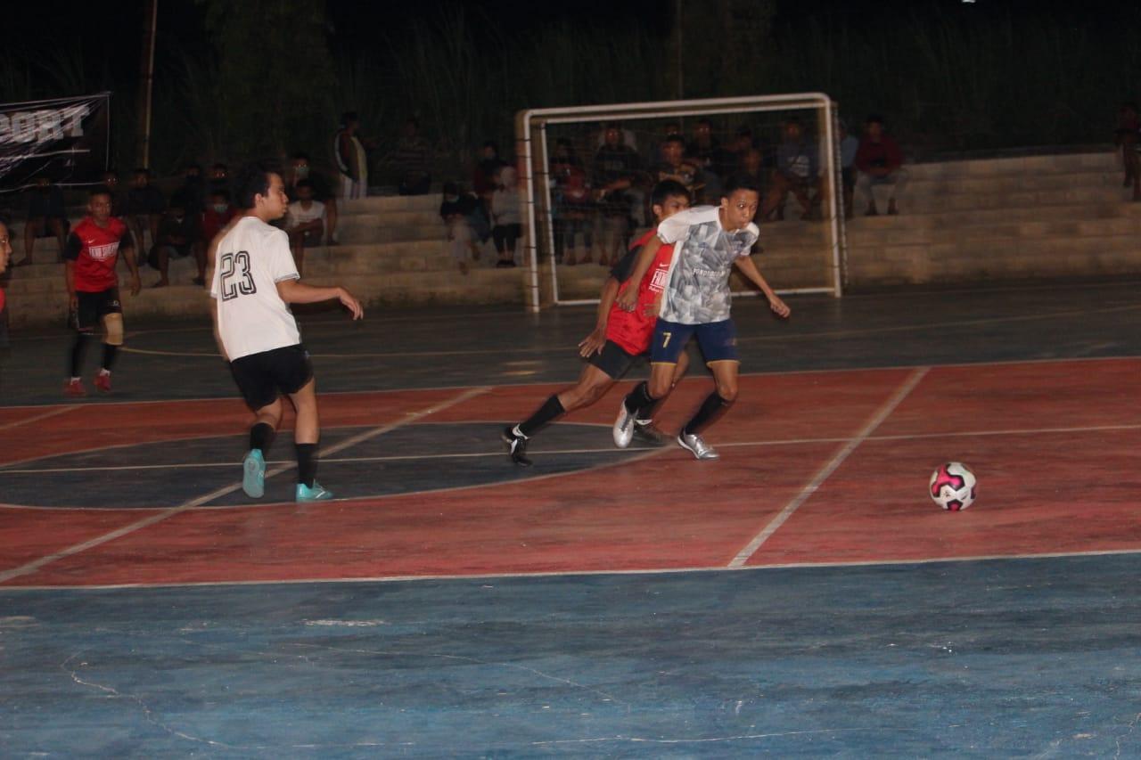 Jaring atlit-atlit muda futsal