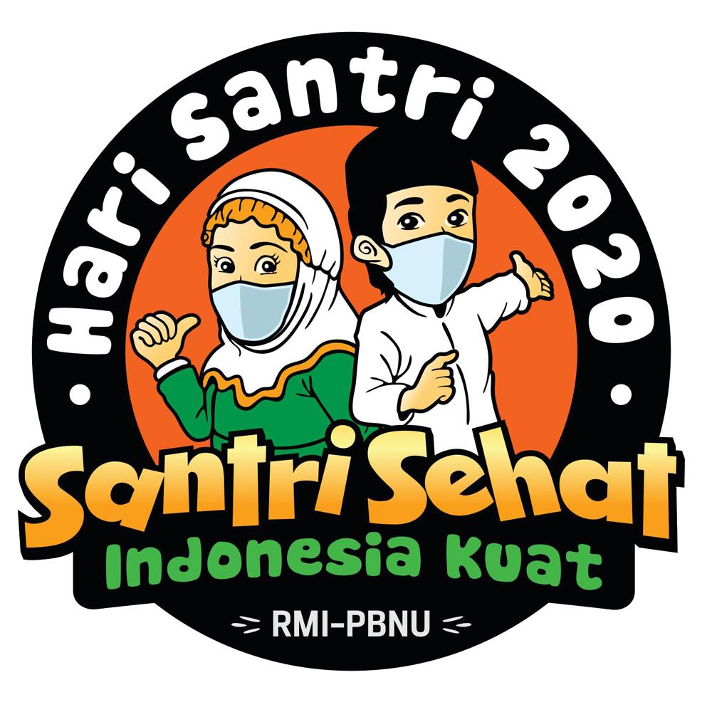 Download Logo Hari Santri Nasional 2020 oleh RMI – PBNU