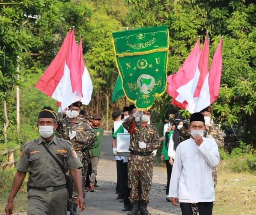 Perjalanan Petaka tiba di wilayah Kecamatan Jetis.
