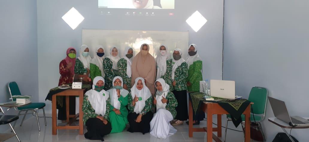 Suasana Diklat Da'i- da'iyah PC Fatayat NU Ponorogo