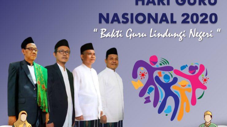 Selamat Hari Guru Nasional ke-75 tahun 2020