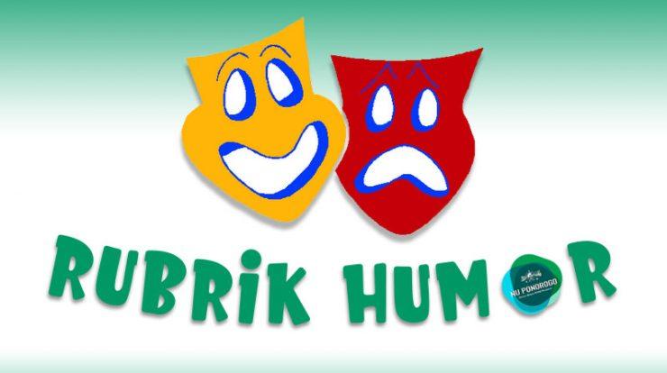 Rubrik Humor Website PCNU Ponorogo