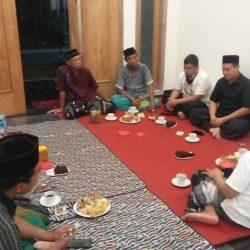 Rapat pembentukan pengurus PR GP Ansor Sekaran