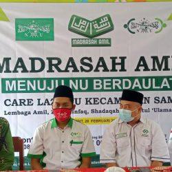 Suasana Madrasah Amil di Sambit