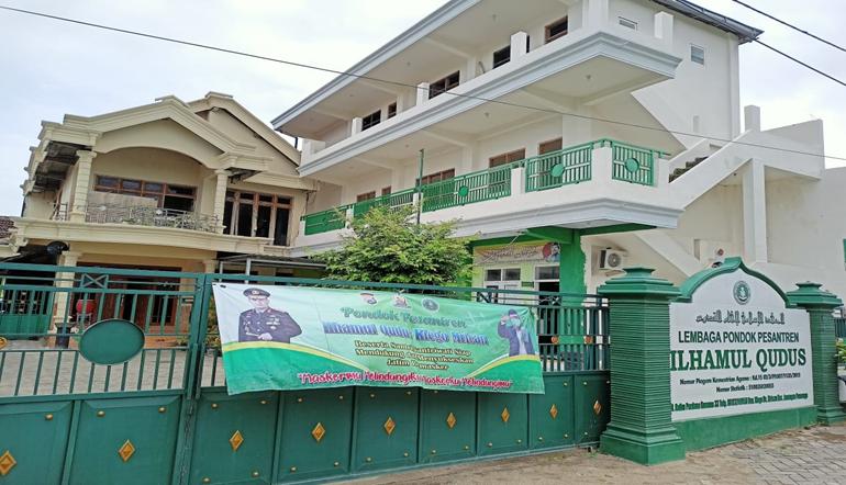 Bangunan Lembaga Pondok Pesantren Ilhamul Qudus, Klego yang representatif
