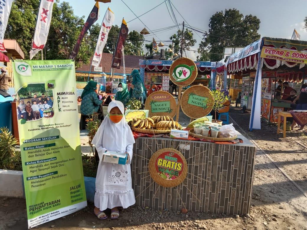 Foto WAGE Berbagi dan Membagi Ala MIMASBA Foundation