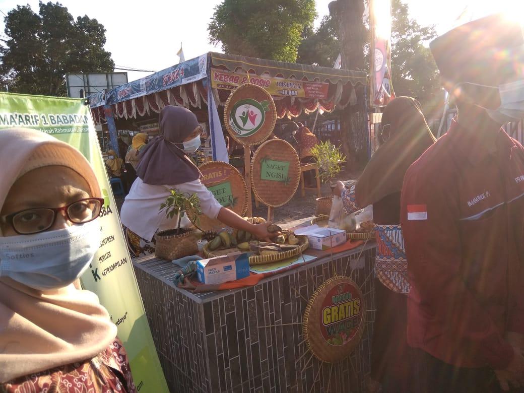 Foto ke 2 WAGE Berbagi dan Membagi Ala MIMASBA Foundation