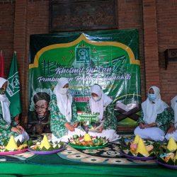 Harlah PAC Fatayat NU Jetis diawali kotmil Qur'an
