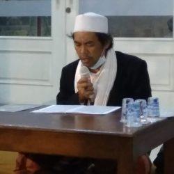Kyai Saiful Islam pimpin khataman Al Qur'an di Masjid NU Ponorogo