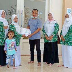Penyerahan Anugerah Melati Award pada harlah Fatayat NU Ponorogo