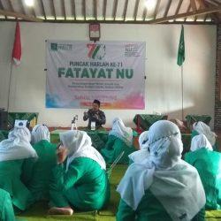 Puncak Harlah PC Fatayat NU Ponorogo ke 71