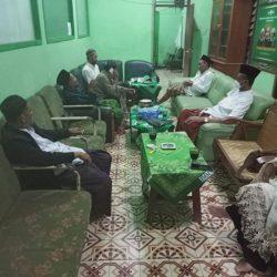 Rapat pengurus LDNU bersama jajaran Korkat Dakwah dan Pengembangan Masyarakat di kantor PCNU Ponorogo