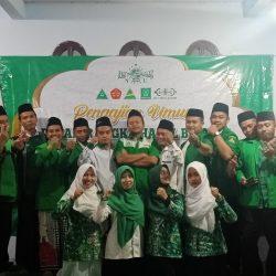 Sinergi tiga komponen muda NU Baosan Kidul GP Ansor, Banser dan Fatayat NU bertekad menjaga marwah NU