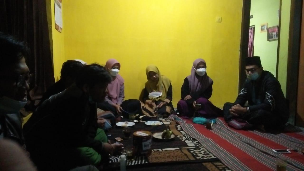 Para aktivis IPNU-IPPNU Kecamatan Ponorogo diberdayakan sebagai Tim Admin Kartanu